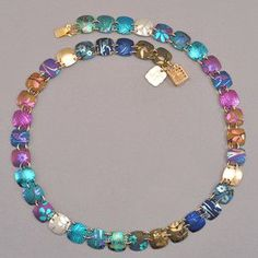 Holly Yashi Aurora Necklace - Multi