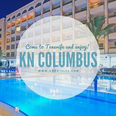 In Tenerife is still summer...at night you can sit in the pool area and enjoy...This is holidays, isn´t it? ‪#‎kncolumbus‬ ‪#‎knhoteles‬ ‪#‎enjoytenerife‬ ‪#‎tenerifesouthacommodation‬ ‪#‎lasamericas‬