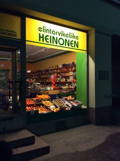 elintarvikliike Heinonen