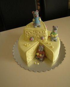 Ratatouille birthday cake FoodFrosted SweetsCakes 2 Pinterest