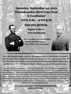 Five seats left for Saturday's River Line tour; register now at http://www.riverline.org/Pages/Tour.aspx #civilwar