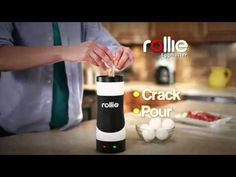 Rollie Eggmaster Cooking System - Woah!