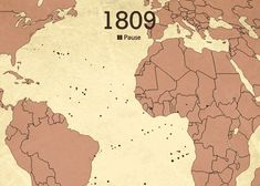 The Atlantic Slave Trade in Two Minutes 315 years. 20,528 voyages. Millions of lives By Andrew Kahn and Jamelle Bouie