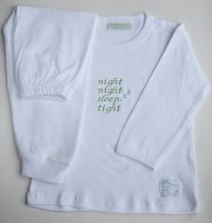 Night, night, sleep tight...Zzzzzzz at huddle & bliss http://www.huddleandbliss.com/product-details.asp?ProdID=296