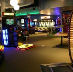 Game Consoles Dream Living Room Pinterest Arcade Room Skee Ball