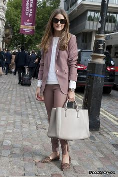 Оливия Палермо: Street Style / классные фото street style