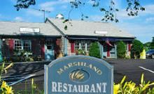 The original Marshland Restaurant in Sandwich on Route 6A has been a Cape Cod landmark in town for over 50 years.