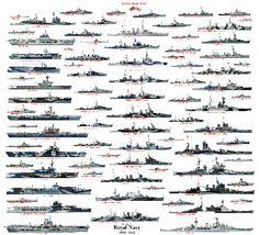 Royal Navy 1939-1945