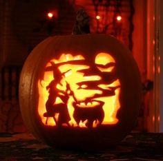 50 creative pumpkin carving ideas