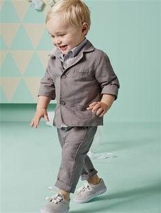 Festliches Jungen-Set aus Hemd, Weste und Hose  #vertbaudet #Frühjahr #Sommer #2015 #festliche Mode