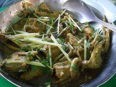 The Crazy Chef: Batair Karahi