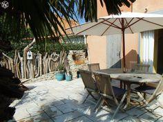 Rez de jardin 50 m plage Narbonne plage WIFI