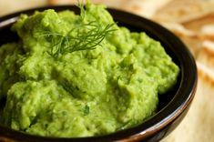 Alkaline Diet Recipe #149: Baby Pea & Broad Bean Spread