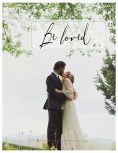 gorgeous wedding magazine, published by peter loves jane