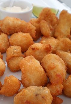 Iscas de Linguado | Figos & Funghis