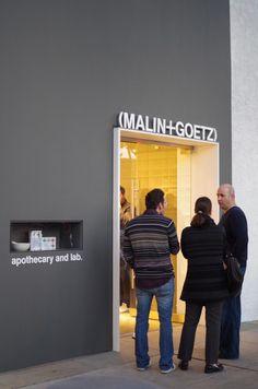 MALIN + GOETZ'S newest store