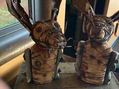 These Mild Creepy Bunnies are on display in a lovely house in the mountains of Atenas, Costa Rica : mildlycreepy Lost Episodes, Mountain Homes, Costa Rica, Bunnies, Creepy, Display, Mountains, House, Athens