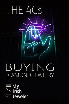 Those who have purchased a piece of diamond jewelry before may be familiar with the 4C's. Standing for Cut, Carat, Clarity, and Color. The 4Cs are a standard of diamond quality and are certainly factors to consider when you are buying a piece of Diamond jewelry for yourself or a loved one. Diamond Rings, Diamond Jewelry, Diamond Cuts, Irish Wedding Rings, Book Of Kells, Celtic Rings, Factors, Clarity