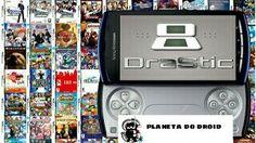 Download – DraStic DS Emulator Mod [Apk + Roms] livre de licença