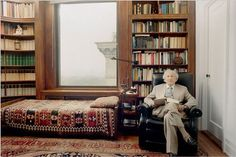 Shadow of Freud: The Offices of Psychoanalysts