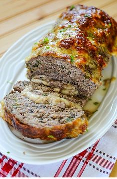 This Philly Cheesesteak Meatloaf is quick and easy to make, even for a weeknight. Add this pasta dish to your cookbook. ~ CLICK THROUGH TO READ ~ Beef Recipes For Dinner Beef Steak Recipes, Beef Recipes For Dinner, Ground Beef Recipes, Crockpot Recipes, Cooking Recipes, Beef Meals, Cooking Tips, Chicken Recipes, Oxtail Recipes