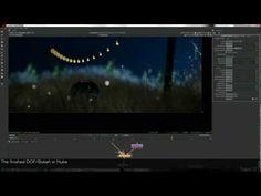 Tutorial #04 Creating DOF/Bokeh 3Ds Max (VRay, AE, PS, Nuke) [1440p]