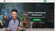 """Classcraft - Transform your classroom into a role-playing game. Web Address:www.classcraft.comAbout:""""Classcraft helps teachers manage motivate and engage their students by transforming their classroom into a role-playing game."""""""