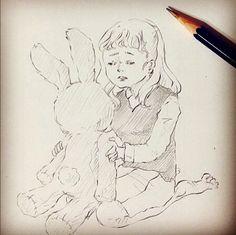 #sketch #draw #drawing #drawings #doodle #doodles #doodlling #illust #illustrate #illustagram #illustrator #illustlation #instart #instartist #art #artwork #artstagram #pencil