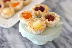 Mini Cheesecake Tartlets for All Seasons | The Organic Kitchen Blog and Tutorials