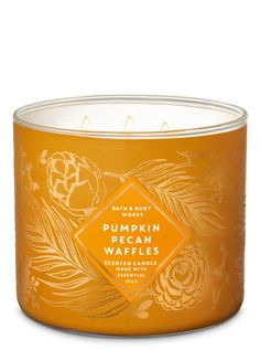 Pecan Waffles Candle by Bath & Body Works Pumpkin Pecan Waffles Candle by Bath & Body WorksPumpkin Pecan Waffles Candle by Bath & Body Works Bath Candles, 3 Wick Candles, Scented Candles, Candle Jars, Best Smelling Candles, Candles Online, Bath And Bodyworks, Home Scents, Candle Making