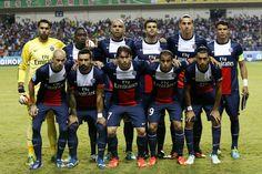 PSG Team 2014sdfsf