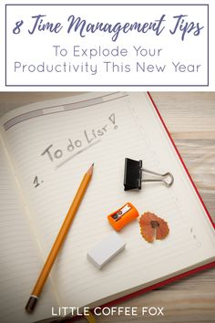 8 Fantastic Time Management Techniques To Boost Productivity Bullet Journal For Beginners, Bullet Journal Hacks, Time Management Techniques, Time Management Tips, Journal Organization, Organization Hacks, Save Yourself, Finding Yourself, Increase Productivity