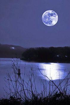 Amazing Moon Light