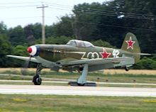 Yakovlev Yak-9 - Wikipedia, the free encyclopedia