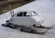 Tatra V 855 Nice when you're at wintersports