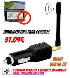 #inhibidor #gps #compras #venta #oferta #gadgets #espia #coche #accesorios  Venta de inhibidores GPS para coche a precios baratos con envío incluido. Comprar inhibidores de señales en la tienda espía con los productos y gadgets más novedosos para la vigilancia, seguridad y espionaje. Ofertas en gadgets espía. http://www.yougamebay.com/es/product/inhibidor-gps-para-coche