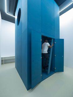 venice architecture biennale: british pavilion