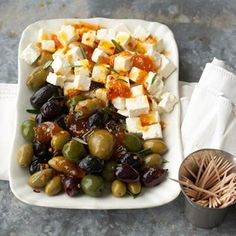 Olive Medley From Better Homes and Gardens, ideas and improvement projects for your home and garden plus recipes and entertaining ideas.