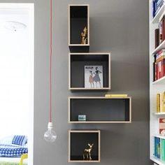 """Wall shelves """"Wall"""""""