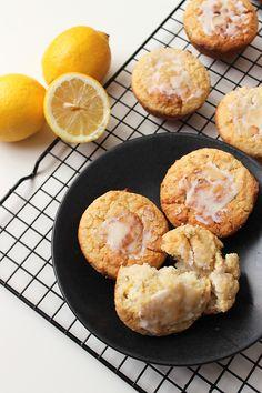 Lemon Honey Muffins DELICIOUS!