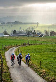 Liege-Bastogne-Liege by Gruber Images Bike Pump, Road Cycling, Cycling Art, Bike Poster, Cycle Ride, Bike Photography, Bike Brands, Road Bike Women, Bike Art