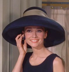 Audrey Hepburn in Givenchy for Breakfast at Tiffany's, 1961