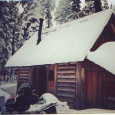 Lake Timpanogas cabin