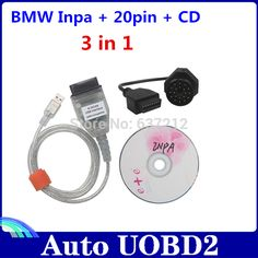 Cheap cable hv, Buy Quality cable plus directly from China interface citroen Suppliers: For BMW INPA K+DCAN USB Interfacefor BMW diagnotic Tool K+CAN with BMW 20pin cable in one package shipping fr