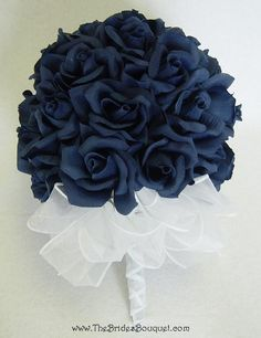 Navy Blue by lorrie