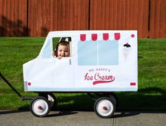 DIY Ice Cream Man Co