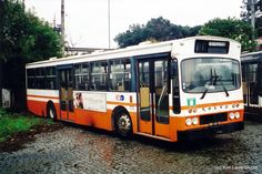 STCP 727 - OR-40-15 | 1977' Volvo B58-55 Utic Bus Coach, Busse, Volvo, Europe, Lisbon, Log Projects, Public Transport, Port Wine