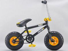 Rocker BMX Mini BMX Bike iROK+ Royal Rocker