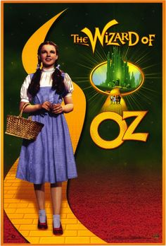 *THE WIZARD OF OZ, Poster, Released: 1939