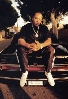 """No doubt, I put it down never slouch, as long as my credit could vouch."" -Dr. Dre"